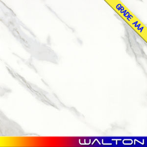600X600 Building Material Copy Marble Polished Glazed Porcelain Tiles (WT-6A109)