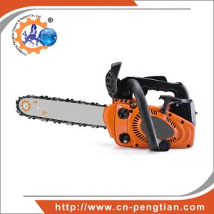 Garden Tool 25cc Gasoline Chain Saw Popular in Market pictures & photos