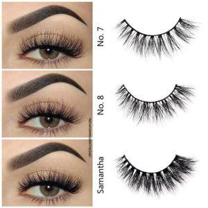 49dde866737 China Knot Free Individual Mink/Korea Silk Eyelashes Cluster Lashes - China  Synthetic Hair Eyelashes, False Eyelashes
