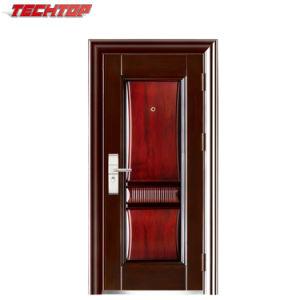 TPS-145 Kerala House Main Door Design Single Steel Doors Models