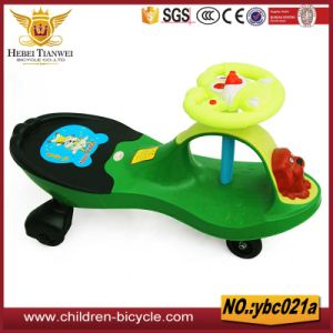Lowest Price Kids Toys Ride on Car/Baby Swing Car 2-7years Old pictures & photos