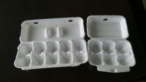 EPS Foam Food Container Vacuum Forming Machine pictures & photos
