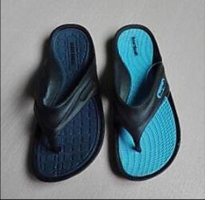 6373a4087 Beach Men′s Sandals PVC Flip Flops Slippers Men′s Slipper Women Slipper Boy