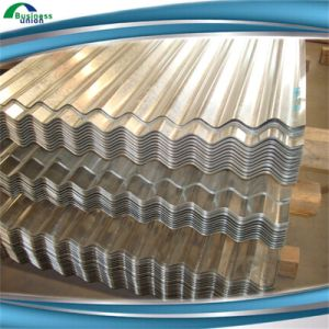 Corrugated Aluminum Roofing Sheet