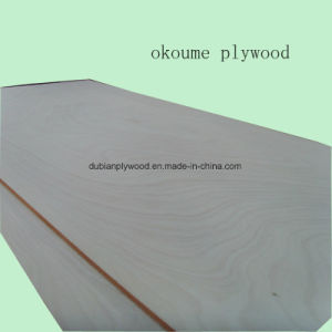 High Grade Plywood for Furniture, Packing and Construction pictures & photos