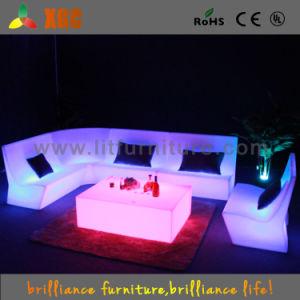 China Led Light Furniture Plastic