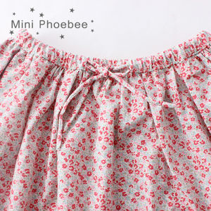 100% Cotton Wholesale Fashion Children Apparel Girls Skirt for Summer pictures & photos