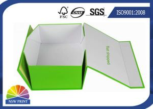 High-Heeled Shoes Packaging Box Folding Shipping pictures & photos