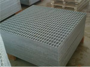 Custom Strong Well Squre Bar Grating Exporter pictures & photos