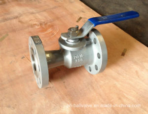 Integrated Floating Ball Valve