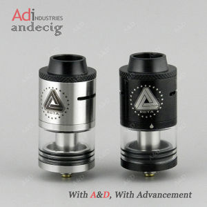 2016 Authentic Ijoy Limitless Rdta Atomizer 4ml Two Post Rdta pictures & photos