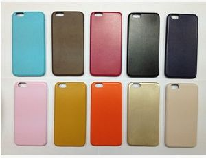 Factory Price Mobile Phone Leather Case for iPhone6 Plus
