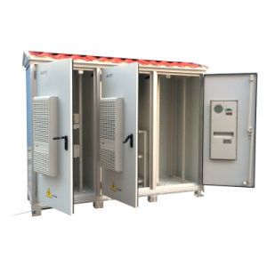 New Style of Cabinet Used in Base Station