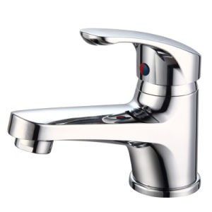 Chromed Single Handle Basin Faucet pictures & photos