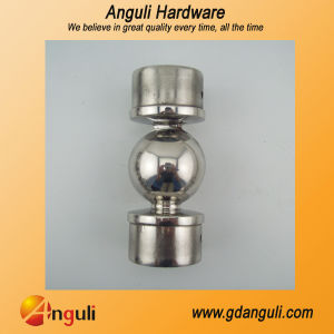 High Quality Stainless Steel Handrail Fittings (AGL-9) pictures & photos