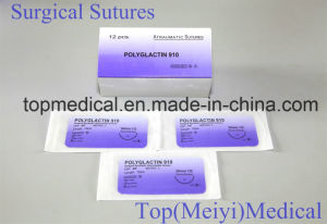 Surgical Suture Rapide Polyglactin 910 pictures & photos