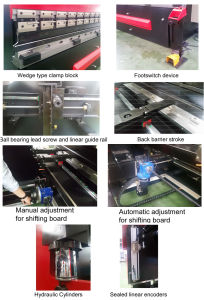 [Glorystar] Elevator CNC Hydraulic Bending Machine pictures & photos