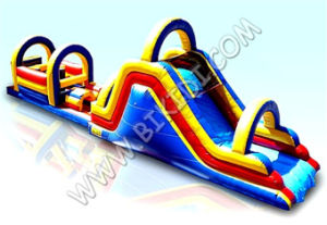 Colorful Giant Inflatable Obstacle/Inflatable Obstacle Course for Fun/Inflatable Combo for Kids Games pictures & photos