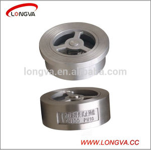 Sanitary Wafer Lift Check Valve pictures & photos