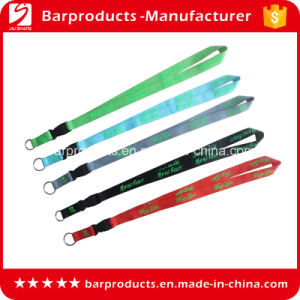 2015 Promotional Eco-Friendly Custom Lanyard of Glow in The Dark