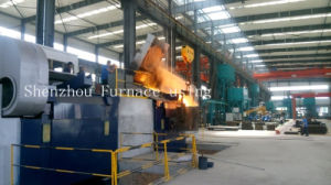 6tons Foundry Furnace for Melting Iron Steel Aluminum Copper Bronze Alloy in Different Foundry