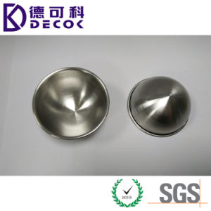 2016 Best Selling for Half Sphere Stainless Steel Mold
