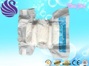 Extra Thin Soft Breathable & High Absorbency Disposable Baby Diaper pictures & photos