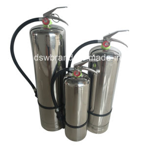 ABC Dry Powder Stainless Steel Fire Extinguisher pictures & photos