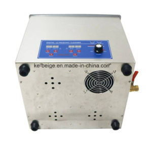 19L 420W Dental Digital Ultrasonic Jewelry Cleaner Utrasound Cleaning Machine pictures & photos