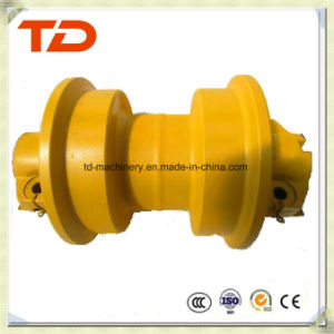Excavator Spare Parts Doosan Dx225 Track Roller/Down Roller for Crawler Excavator Undercarriage Parts