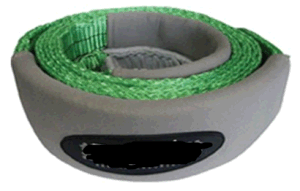 Winch Extension Strap 100% Polyester