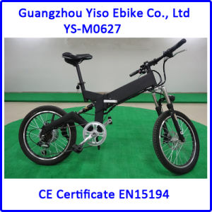 20 Inch Folding Commuter Urban Electric Bikes From Yiso pictures & photos