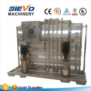 Hot Sale Pure Water Treatment System with SUS304 316 Material pictures & photos