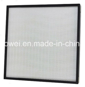 Custom High Efficiecny 99.99% HEPA Filter for Laboratory pictures & photos