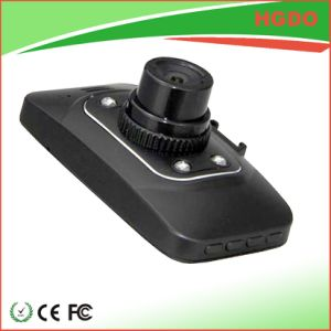 High Quality 2.7 Inch Car Video Camera in Black Color