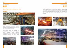 Seamless Pipe Production Line pictures & photos