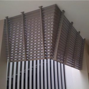 Factory Manufacture Aluminum Sun Louver with Modern Style pictures & photos