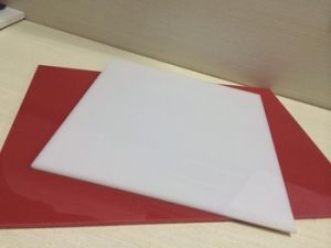 Extrusion Acrylic Sheet Passed RoHS Test by SGS in Color Rainbow PMMA Sheet Plexiglass Sheet