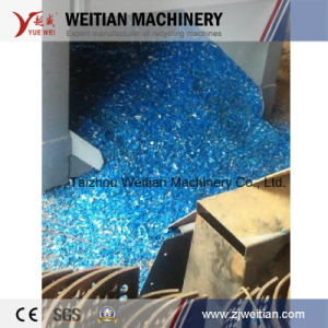 Plastic Round Bucket/Tire/Plastic Bottle/Film/Lamp/Rubber/Wood/Sheet Stock Crusher pictures & photos