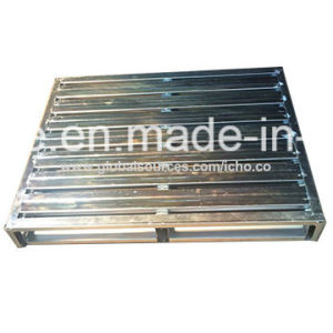 Customized Galvanized Heavy Duty Steel Metal Pallet for Warehouse Storage pictures & photos