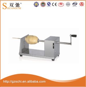 Best Price Commercial Manual Twisted Potato Cutter for Sale pictures & photos