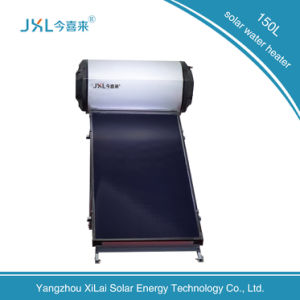 Jxl Flat Plate Solar Hot Water Heater for Overheating Protection pictures & photos