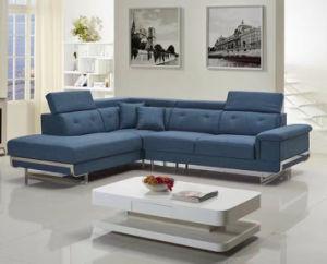 2017 Comfy Fabric Corner L Shape Sofa Couch Set