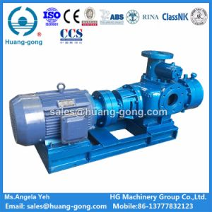 Double Suction Twin Screw Pumps for Oil and Marine Industry pictures & photos