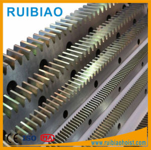 M1-M10 High Precision CNC Machine Spur Helical Gear Rack and Pinion pictures & photos