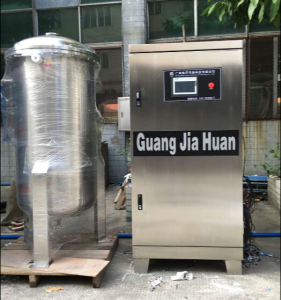 4kg Industrial Water Treatment Ozone Generator pictures & photos