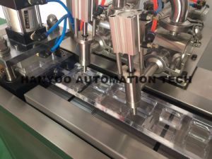 Dpp-88y Automatic Liquid / Honey / Jam Blister Packing Machine pictures & photos