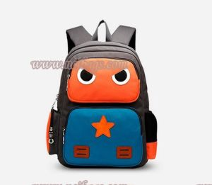 2017 Brand Fashion Cute Cartoon School Girl Backpack Bag