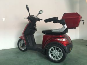Wholesale 500W Electric Mobility Scooter, Electric Tricycle with Pedal (TC-020)