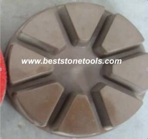 Concrete Dry Diamond Polishing Pad